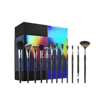 Sephora Collection The Vault Pro Brush Set