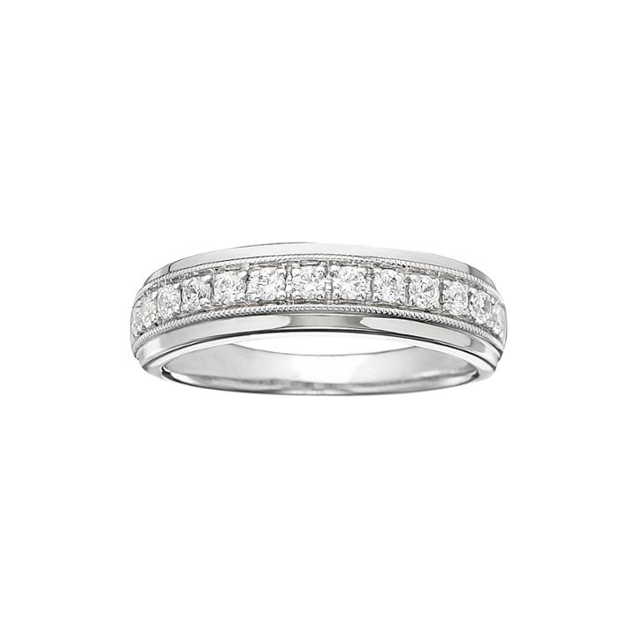 1/3 Ct. T.w. Diamond Wedding Band