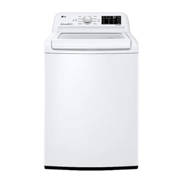 Lg 4.5 Cu. Ft. Capacity Top Load Washer With Coldwash™ Technology - Wt7100cw