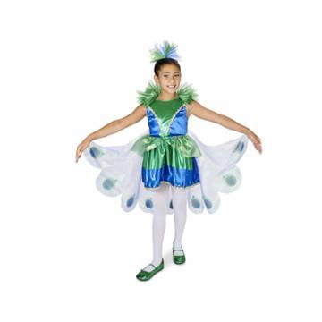 Buyseasons Peacock 2-pc. Dress Up Costume