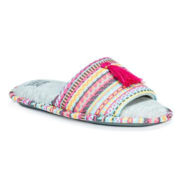 Muk Luks Womens Florence Slippers