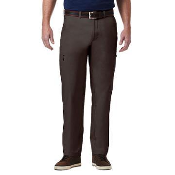 Haggar Haggar The Elements Pant Classic Fit Flat Front Pants