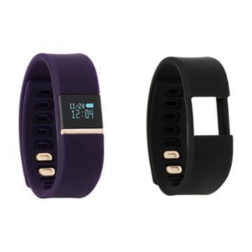 Ifitness Unisex Purple Smart Watch-ift2844bk668-blp
