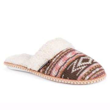 Muk Luks Womens Frida Slippers