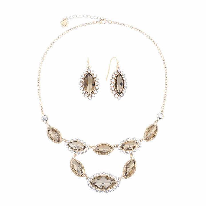 Monet Jewelry Womens 2-pack Jewelry Set
