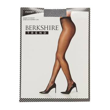 Berkshire Hosiery Fishnet Tights-plus