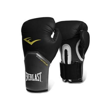 Everlast Pro Style Elite Training Gloves- Black