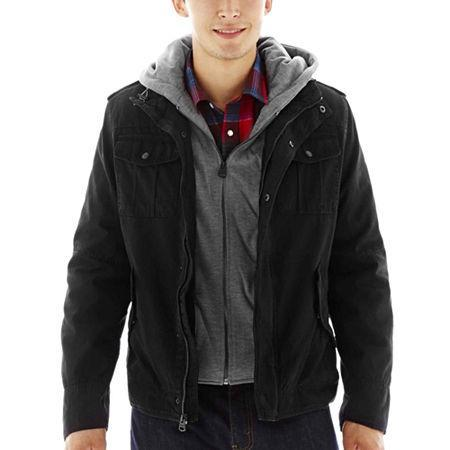 Levi's Hooded Trucker Jacket