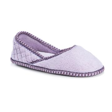 Muk Luks Womens Beverly Slippers