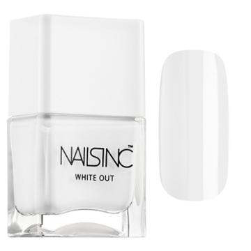 Nails Inc. White Out Nail Polish