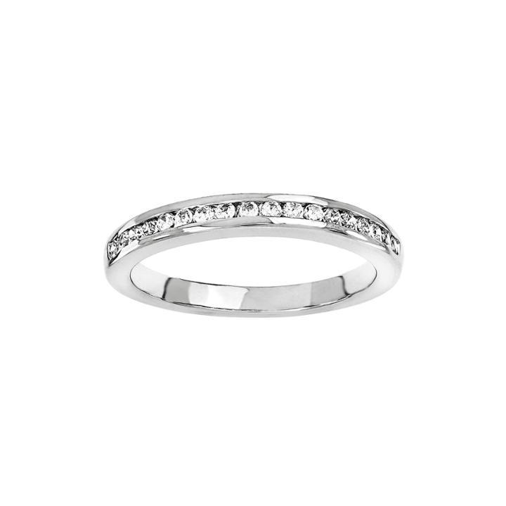 1/4 Ct. T.w. Diamond 14k White Gold Wedding Band