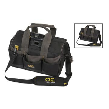 Clc Work Gear L230 14 Bigmouth Tool Bag With 29pockets