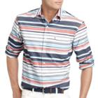 Izod Striped Woven Shirt