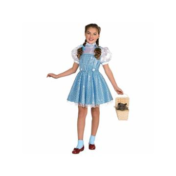 Buyseasons The Wizard Of Oz Dorothy 2-pc. Dress Up Costume