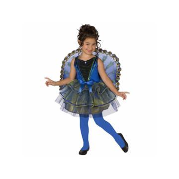 Buyseasons Pretty Peacock 2-pc. Dress Up Costume
