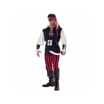 Buyseasons Cutthroat Pirate 6-pc. Dress Up Costume