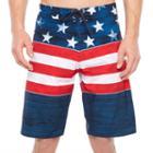 Burnside Americana Board Shorts