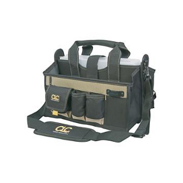 Clc Work Gear 1529 16 Pocket 16 Center Tray Toolbag