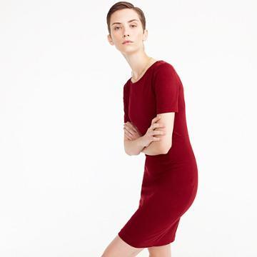 J.Crew Tall short-sleeve dress