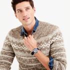 J.Crew Wool Fair Isle sweater
