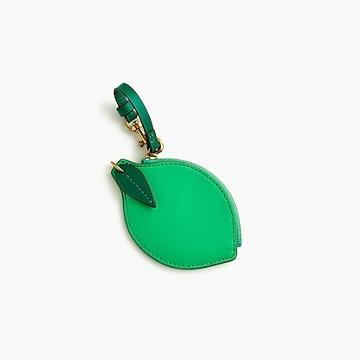 J.Crew Lime coin purse