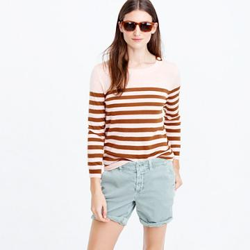 J.Crew Sunday slim chino short