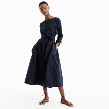 J.Crew Thomas Mason® for J.Crew shirtdress