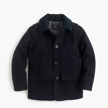 J.Crew Boys' wool Barn Jacket™