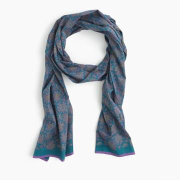 J.Crew Drake's for J.Crew cotton scarf