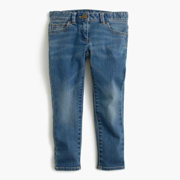 J.Crew Girls' stretch toothpick jean