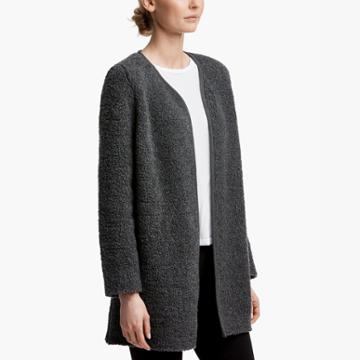 James Perse Cashmere Fleece Jacket