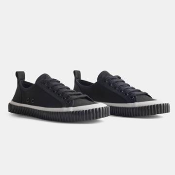 James Perse Low Top Vulcanized Sneaker Womens