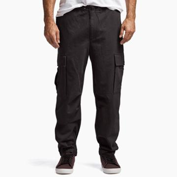 James Perse Vintage Cotton Twill Cargo Pant