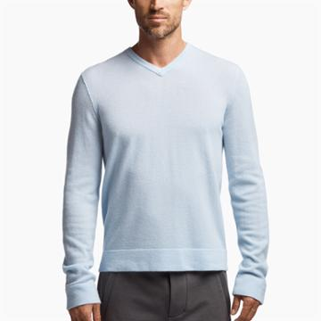 James Perse Cashmere V-neck Sweater