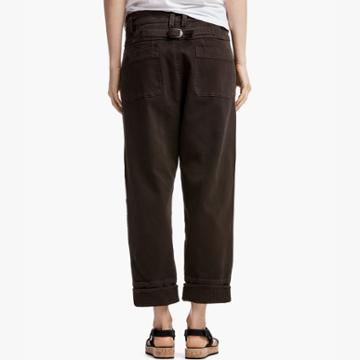 James Perse Cotton Textured Worker Pant