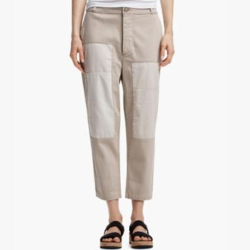 James Perse Patched Vintage Work Pant