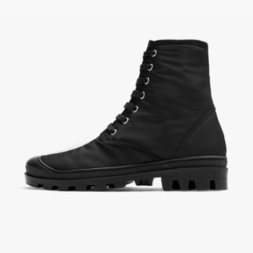 James Perse K2 Neo Nylon Army Boot - Womens