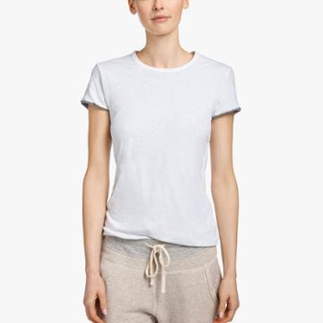 James Perse Double Layer Vintage Tee