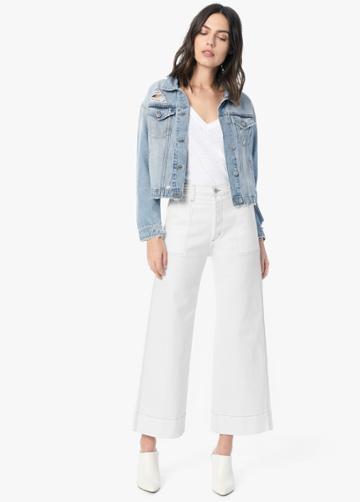 Mirren Crop Fashion Trouser
