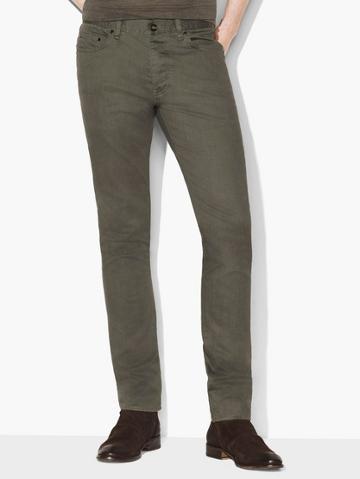 John Varvatos Chelsea Jean With Artisan Stitch Details