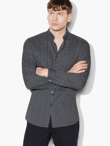 John Varvatos Bohemian Pintuck Shirt