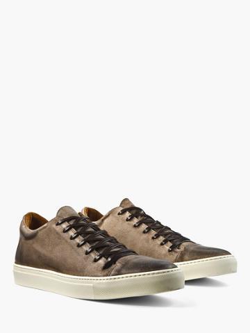 John Varvatos Reed Low Top Sneaker  Size: 12