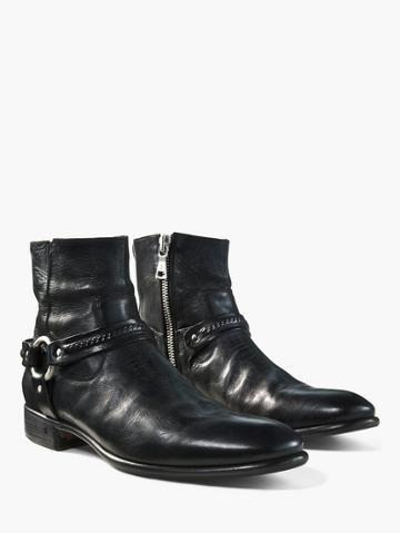 John Varvatos Eldridge Harness Boot  Size: 7