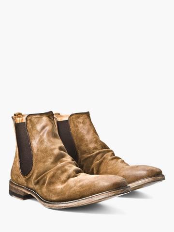 John Varvatos Fleetwood Classic Chelsea Boot  Size: 7.5