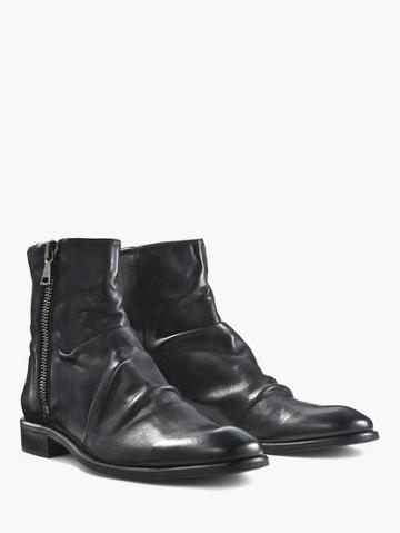 John Varvatos Morrison Wide-zip Sharpei Boot