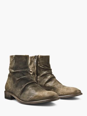 John Varvatos Morrison Sharpei Boot  Size: 8.5