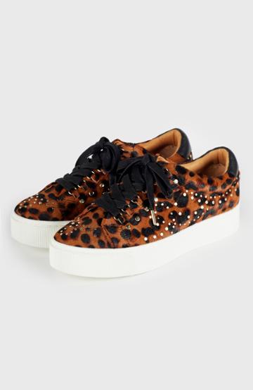 Joie Handan Stud Sneaker
