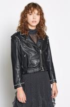 Joie Humla Leather Jacket