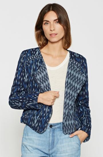 Joie Akinyi Printed Jacket