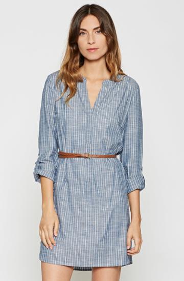 Joie Alannie Stripe Dress